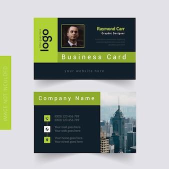 Cartão pessoal