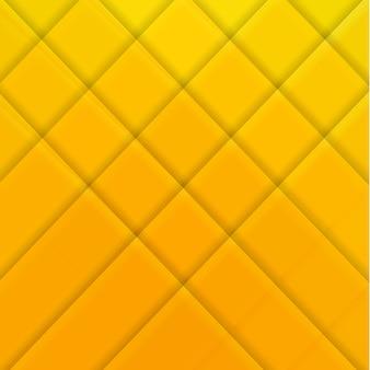 Cartaz amarelo com linha