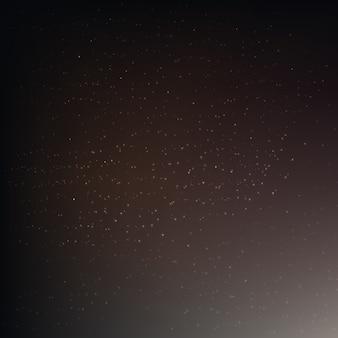 Cartaz com estrelas