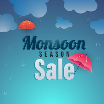 Cartaz da venda da estação da monção