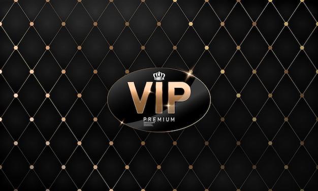 Cartaz de cartão de convite de festa vip premium festa de celebração fundo de banner de jogos de azar.