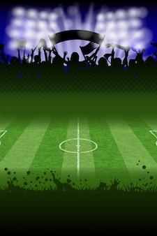 Cartaz de futebol