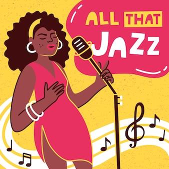 Cartaz de jazz