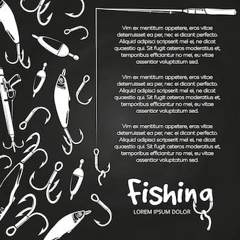 Cartaz de quadro-negro
