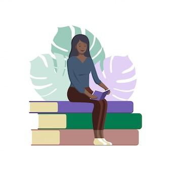 Cartaz do dia do livro do mundo