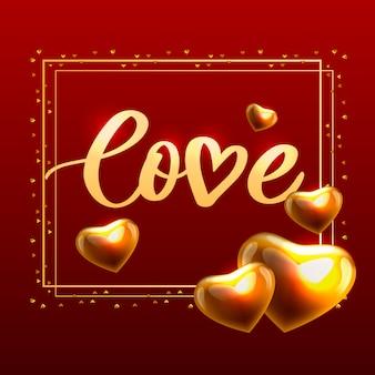 Cartaz dos namorados, cartão, etiqueta, slogan de carta banner elementos do vetor para elementos de design do dia dos namorados. tipografia amor coração