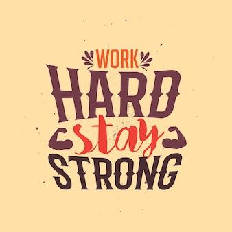 Cartaz tipográfico de citações positivas inspiradoras com design de camiseta de motivação de vida