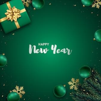 Cartões de ano novo