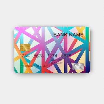 Cartões de crédito.