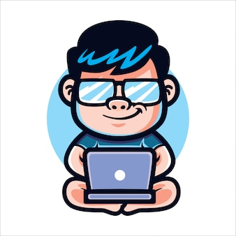 Cartoon geek code