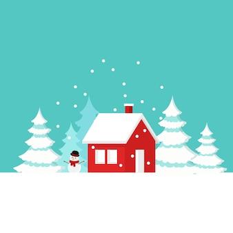 Casa de inverno