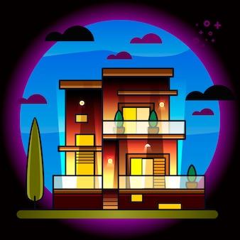 Casa, ícone