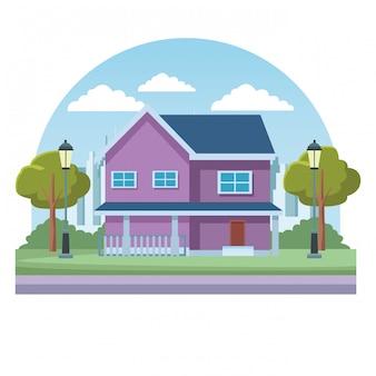 Casa imobiliária