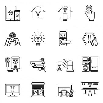 Casa inteligente e tecnologia