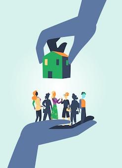 Casa para todos