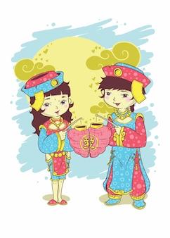 Casal chinês.cdr