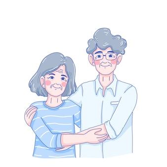Casal mais velho