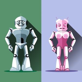 Casal robot
