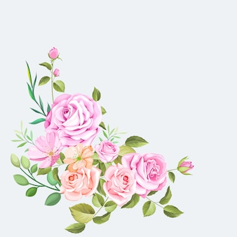 Casamento bouquet floral