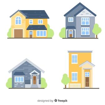 Casas lindas conjunto