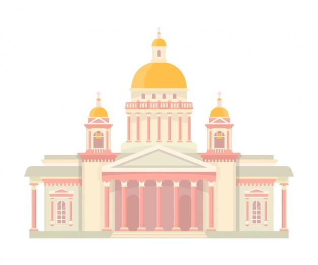 Catedral de santo isaac