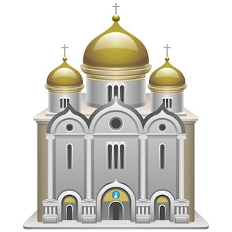 Catedral ortodoxa.