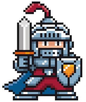 Cavaleiro dos desenhos animados