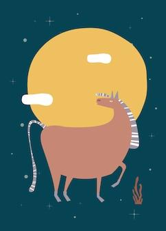 Cavalo chinês, zodiac sinal