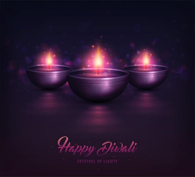 Celebração de diwali