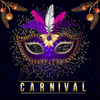 Celebração do carnaval
