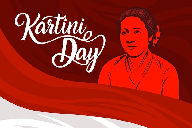 Celebração do dia de kartini