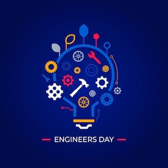 Celebração do dia dos engenheiros