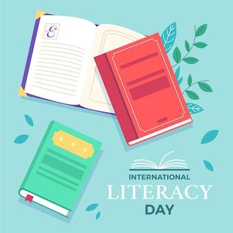 Celebração do dia internacional da alfabetização