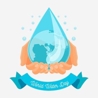 Celebração do dia mundial da água