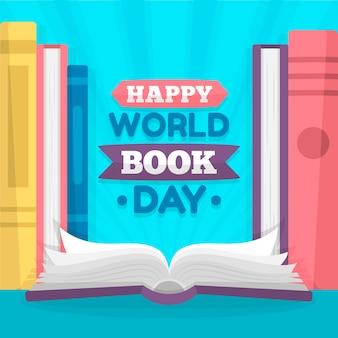 Celebração do dia mundial do livro
