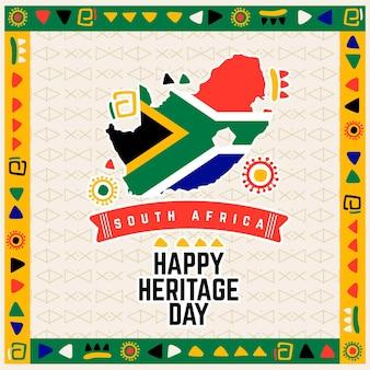 Celebração do evento do dia da herança