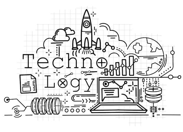 Centro de dados e tecnologia de inovação