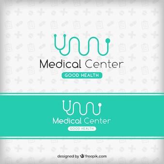 Centro médico logotipo