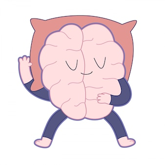 Cérebro adormecido