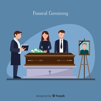 Cerimônia fúnebre