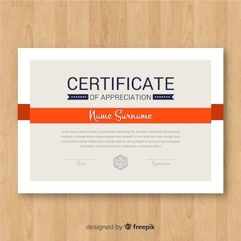 Certificado de Apreciação