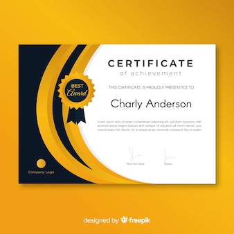 Certificado de conclusão