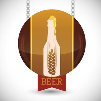 Cerveja de cerveja artesanal de qualidade premium