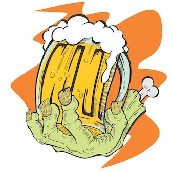 Cerveja zumbi