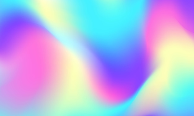Céu abstrato fundo gradiente de arco-íris pastel conceito de ecologia para seu design gráfico,