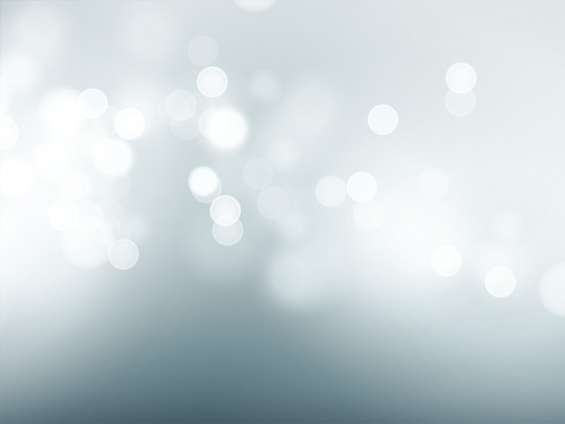 Céu cinzento com reflexo de lente e fundo de bokeh
