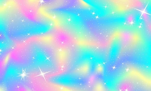 Céu holográfico