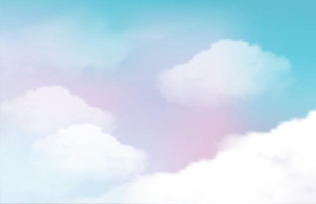 Céu natureza paisagem de fundo