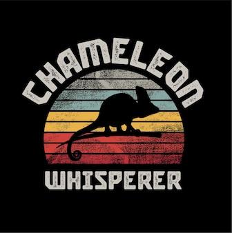 Chameleon whisperer