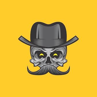 Chapéu de caveira